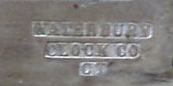 Waterbury c. 1880 stamped metal