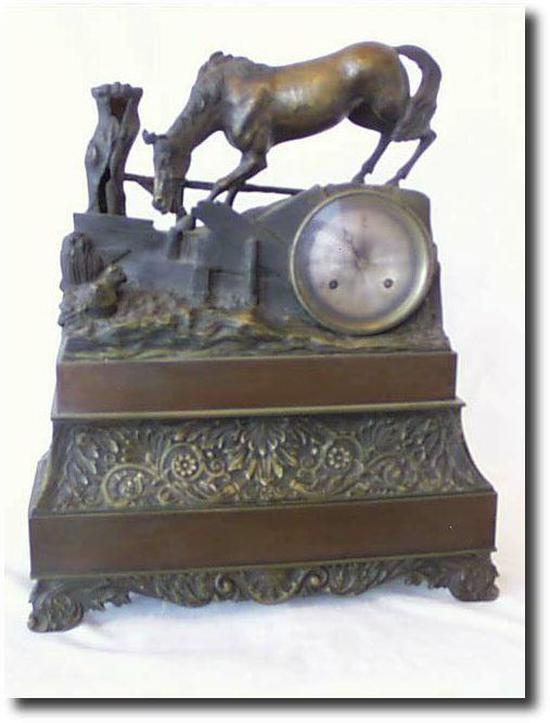 France Shelf Figural