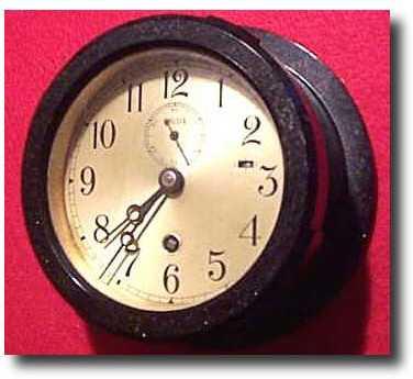 Chelsea Ships Clock 4