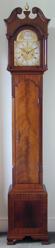 Unknown Longcase