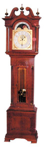 Waterbury Clock Company Hall Clock No. 19