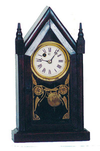 Waterbury Clock Company Small Gothic Extra