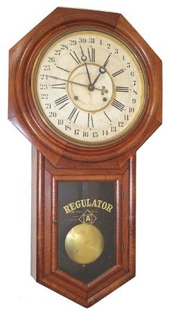 Regulator A Calendar