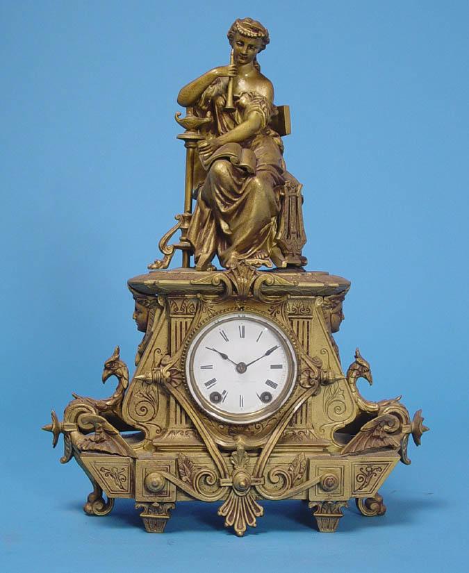 Seth Thomas Clock No. 8028