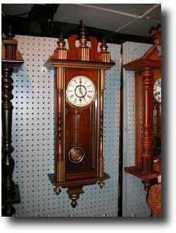 New Haven Regulator No 25 Antique Clock