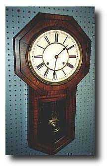Seikosha Antique Clock