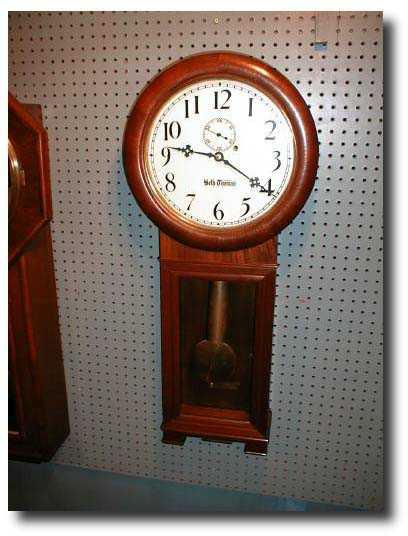 Antique Seth Thomas Wall Clocks