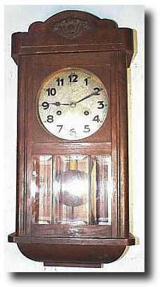 Junghans Antique Clock