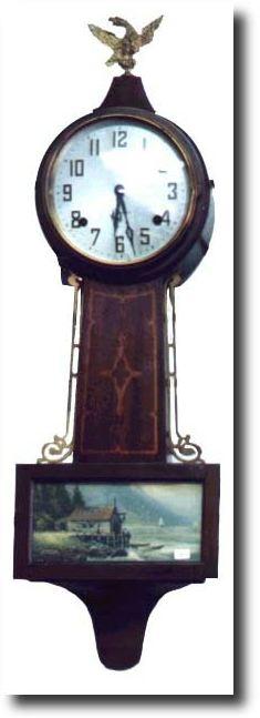 Sessions Antique Clock