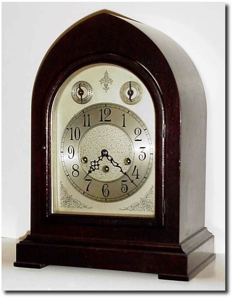 Seth Thomas Chime Clock No. 72
