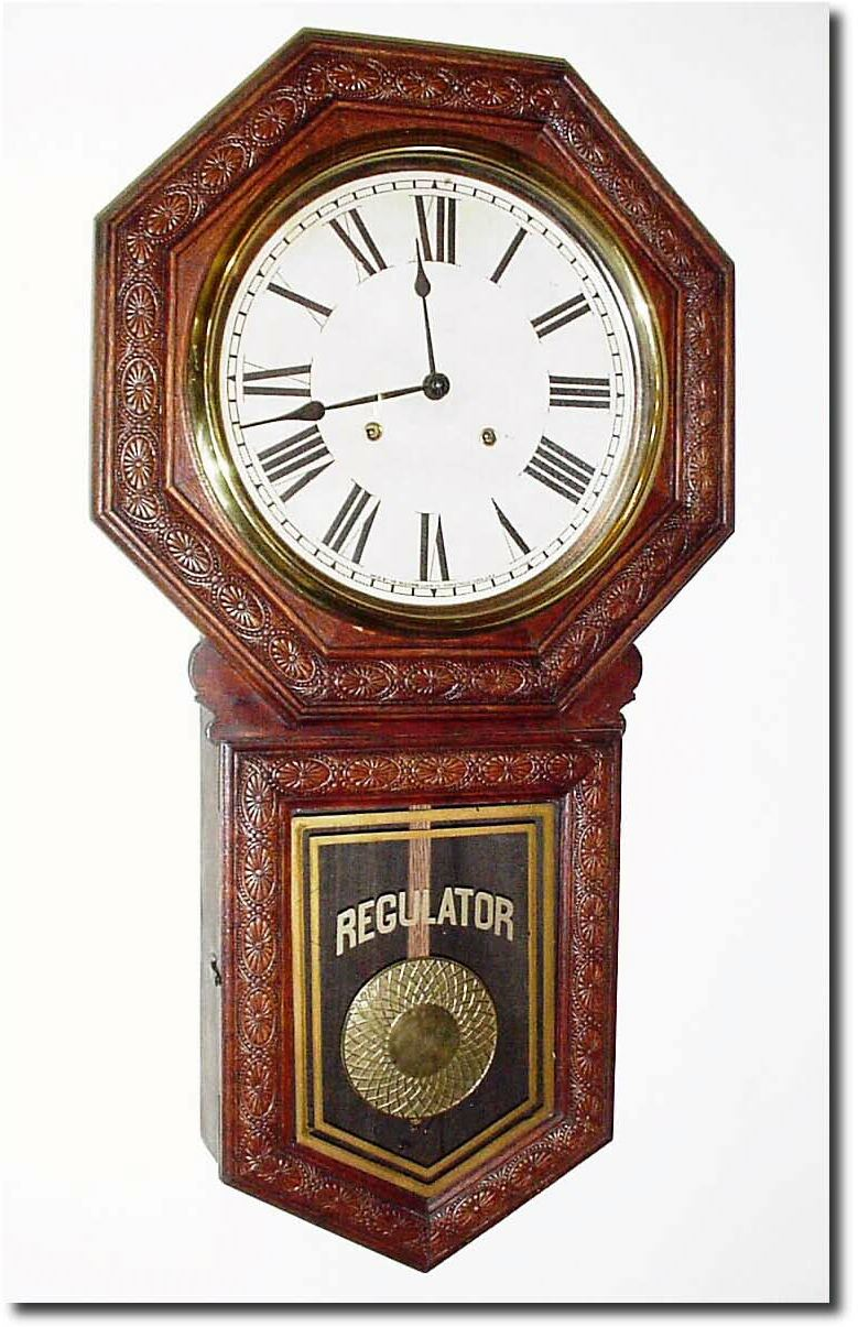 Antique Clocks Price Guide - Grandfather Wall and Mantel