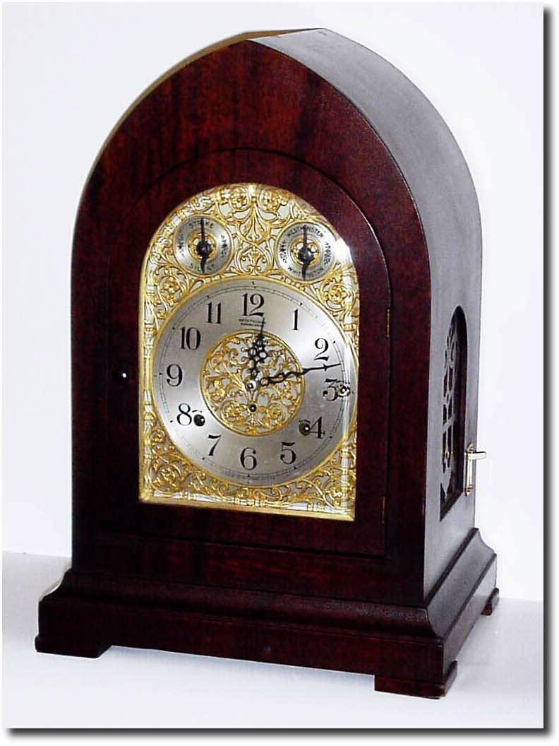 Seth Thomas Chime Clock No. 2002