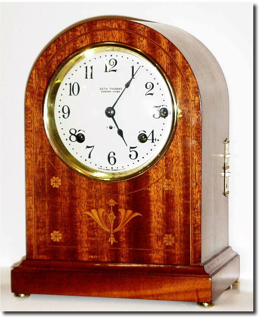 Seth Thomas Chime Clock No. 261