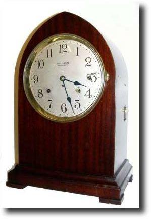 Seth Thomas Sonora Bell Chime Clock No. 16