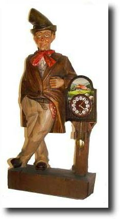 Germany Shelf Novelty Figural