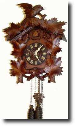 German Or Germany Wall Cuckoo Antique Clock
