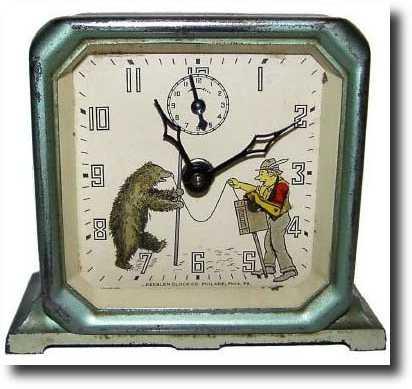Keebler Clock Company