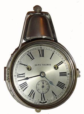 Seth Thomas Yacht Clock
