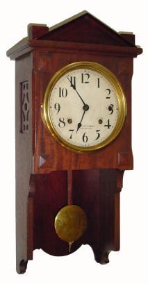 Seth Thomas Chime Clock No. 101