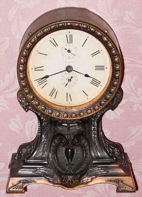Seth Thomas Owl Alarm