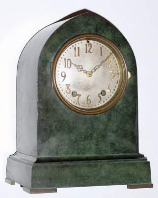 Seth Thomas Real Bronze Gothic