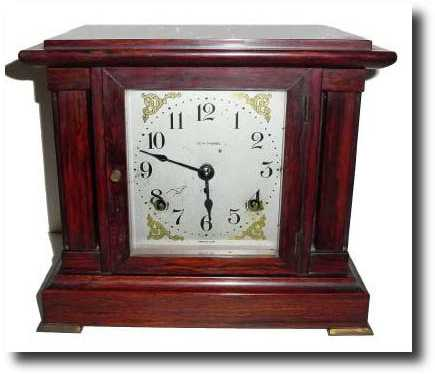 Seth Thomas Chime Clock No. 00