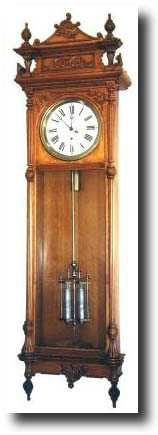 Waterbury Clock Company Regulator No. 65