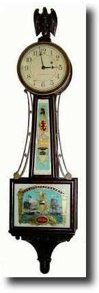 Herschede Clock Company Willard
