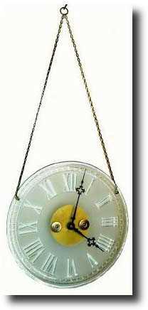 Waterbury Window Clock