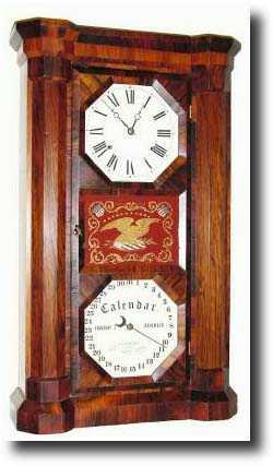 Seth Thomas Parlor Calendar