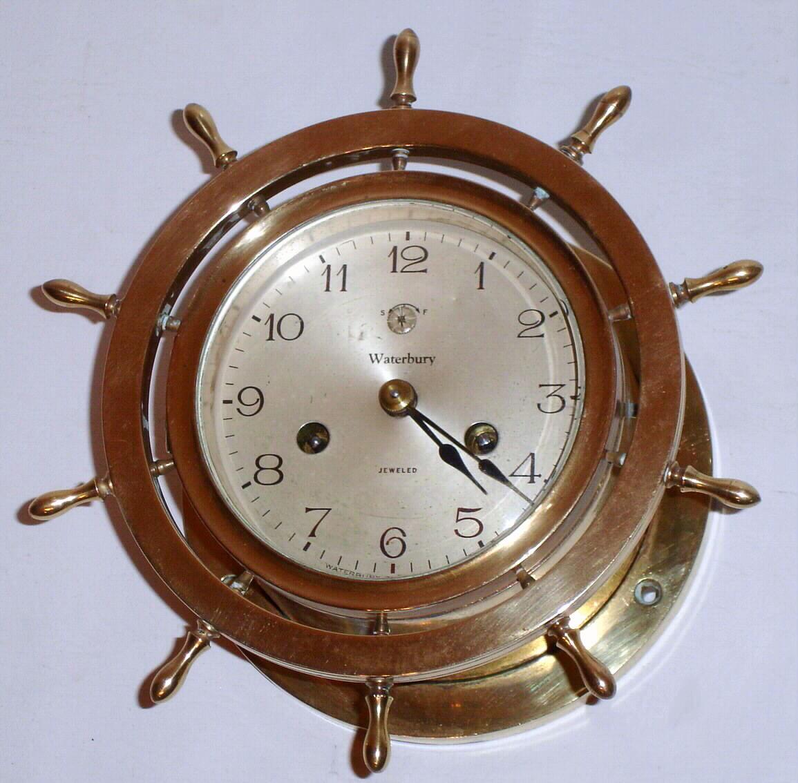 Waterbury Ships Bell No. 10