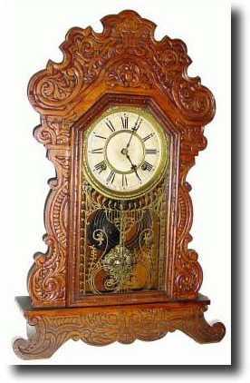 Waterbury Clock Company Festus