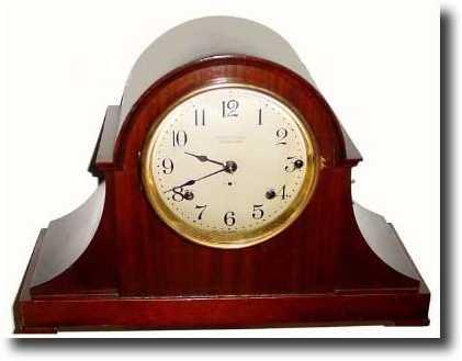Seth Thomas Sonora Bell Chime Clock No. 257