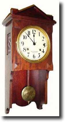 Seth Thomas Sonora Bell Chime Clock