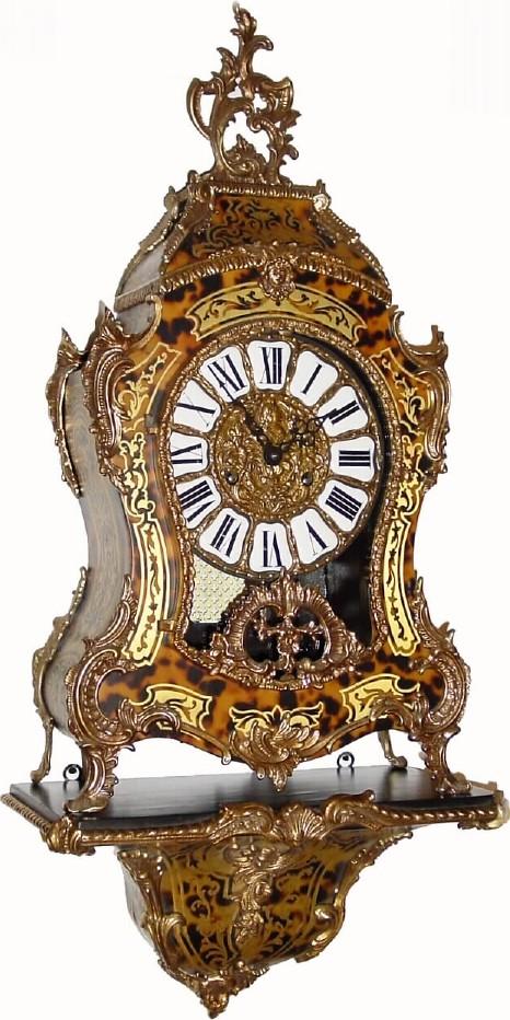 Italian Or Italy Shelf Antique Clock
