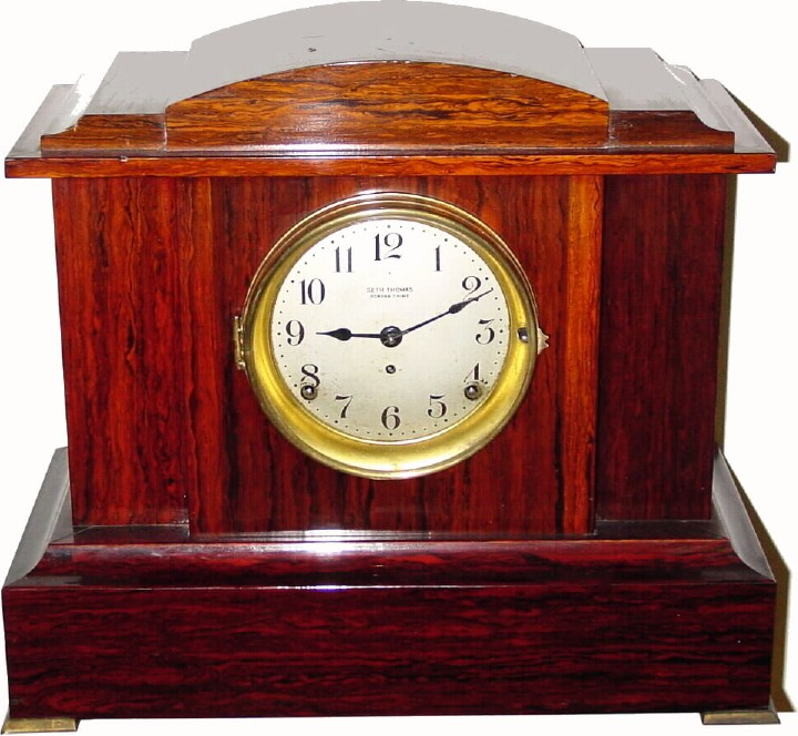 Seth Thomas Chime Clock No. 1