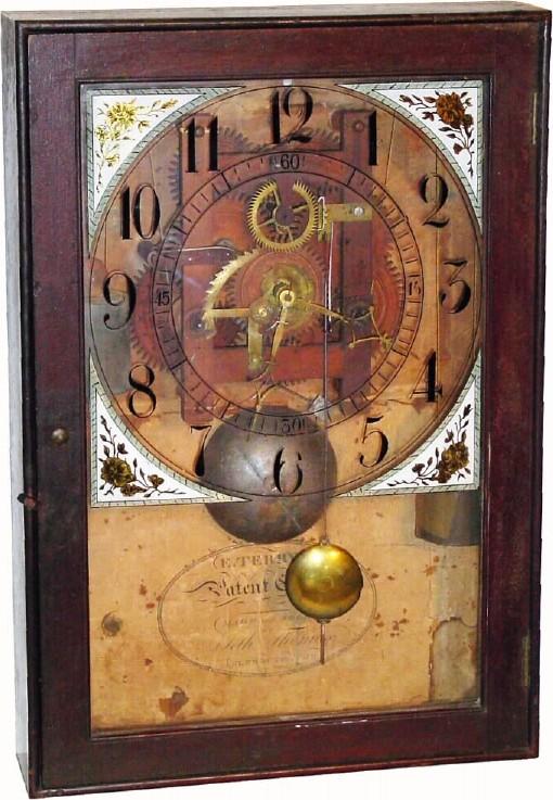Seth Thomas Box Clock