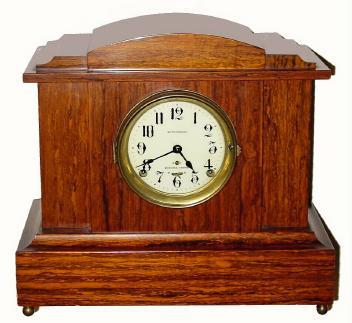 Seth Thomas Chime Clock No. 1