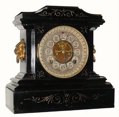 Antique Clock Manufacturers With Model.