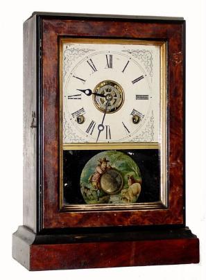 Ingraham Clock Company Argand
