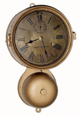 Seth Thomas Ship\'s Bell