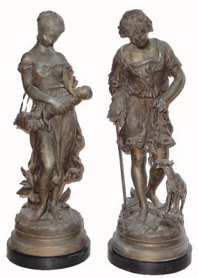 No. 1059 Statue Set