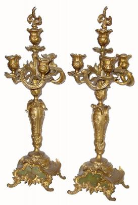 Ansonia Candelabra No. 1183