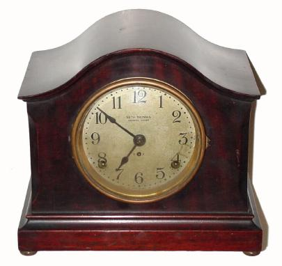 Seth Thomas Chime Clock No. 55